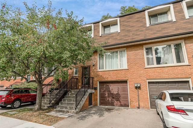 16 Silver Shadow Path, Toronto, ON M9C 4Y2 (#W4913336) :: The Ramos Team