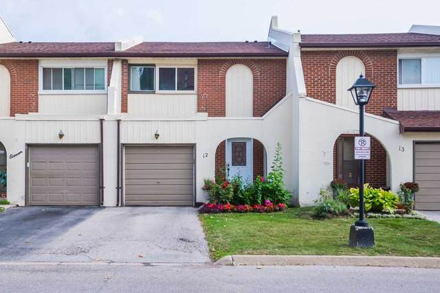 41 Mississauga Valley Blvd #12, Mississauga, ON L5A 3N5 (#W4913574) :: The Ramos Team
