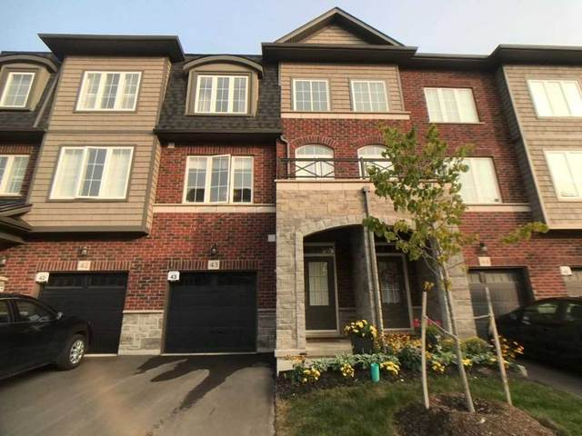 445 Ontario St #43, Milton, ON L9T 9K3 (#W4913765) :: The Ramos Team