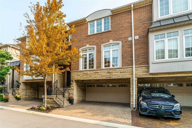 1267 Dorval Dr #32, Oakville, ON L6M 3Z5 (#W4914796) :: The Ramos Team