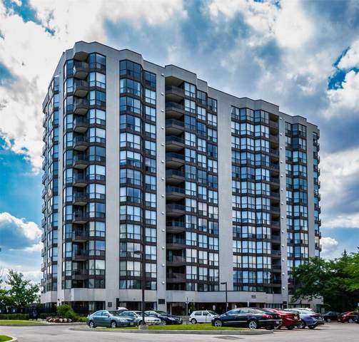 1155 Bough Beeches Blvd Ph01, Mississauga, ON L4W 4N2 (#W4914967) :: The Ramos Team