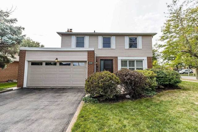 2528 Frankfield Rd, Mississauga, ON L5K 2A6 (#W4915006) :: The Ramos Team