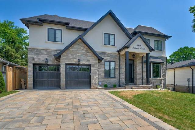 1075 Robarts Rd, Oakville, ON L6H 2B2 (#W4915116) :: The Ramos Team