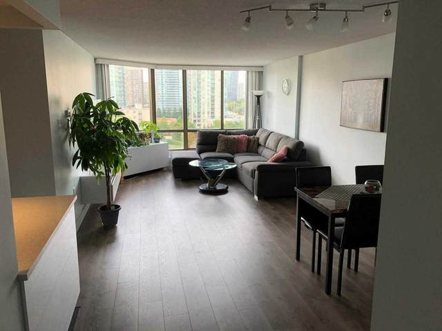 25 W Fairview Rd #1107, Mississauga, ON L5B 3Y8 (#W4915214) :: The Ramos Team