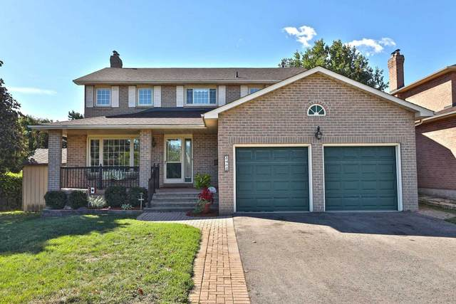 2412 Folkway Dr, Mississauga, ON L5L 3N3 (#W4915245) :: The Ramos Team