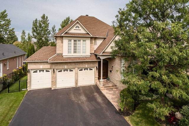 2515 Nicklaus Crt, Burlington, ON L7M 4V1 (#W4915276) :: The Ramos Team