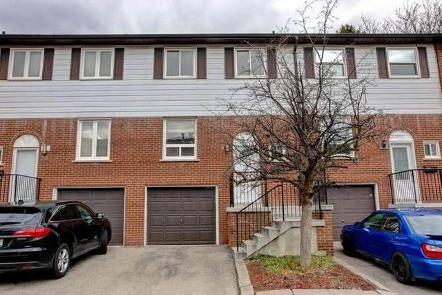 2445 Homelands Dr #24, Mississauga, ON L5K 2C6 (#W4915346) :: The Ramos Team