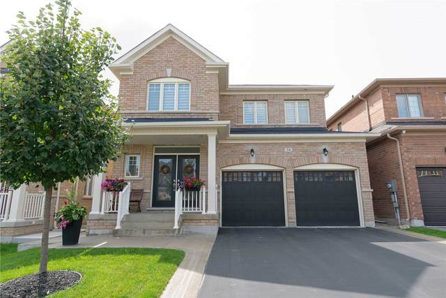 34 Newhouse Blvd, Caledon, ON L7C 4A1 (#W4915744) :: The Ramos Team