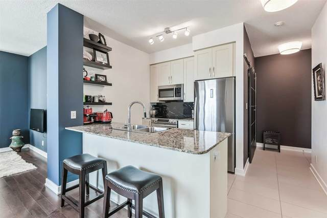 4065 Brickstone Mews #1802, Mississauga, ON L5B 0G3 (#W4915798) :: The Ramos Team