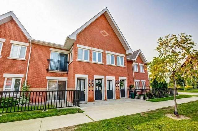 1701 Lampman Ave #605, Burlington, ON L7L 6K1 (#W4916091) :: The Ramos Team