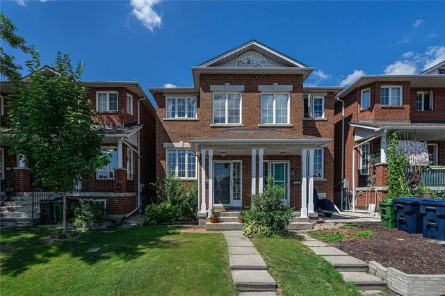 852 St Clarens Ave, Toronto, ON M6H 3X6 (#W4916144) :: The Ramos Team