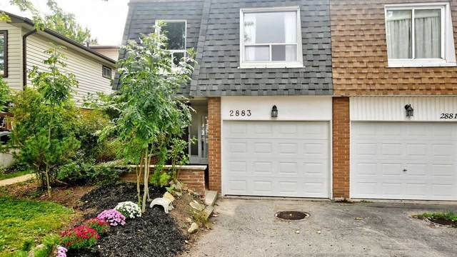 2883 Windjammer Rd, Mississauga, ON L5L 1S8 (#W4916323) :: The Ramos Team