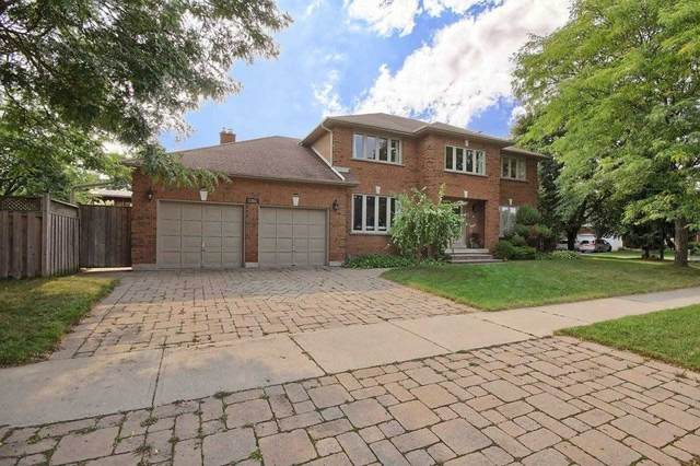 1361 Stationmaster Lane, Oakville, ON L6M 3A6 (#W4916784) :: The Ramos Team
