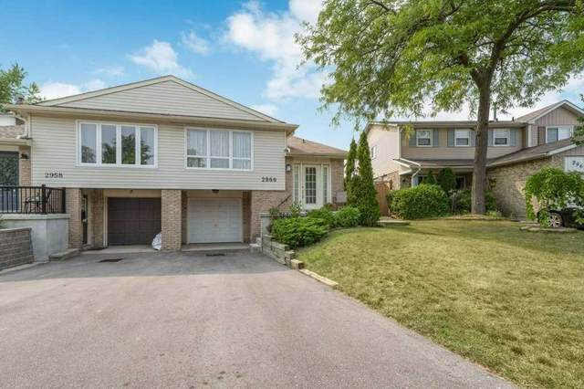 2960 Oslo Cres, Mississauga, ON L5N 1Z9 (#W4916936) :: The Ramos Team