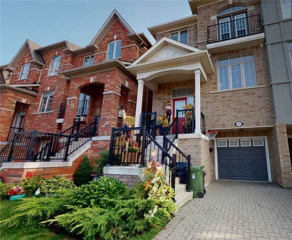 29 Mccartney St, Toronto, ON M9M 0B8 (#W4916998) :: The Ramos Team