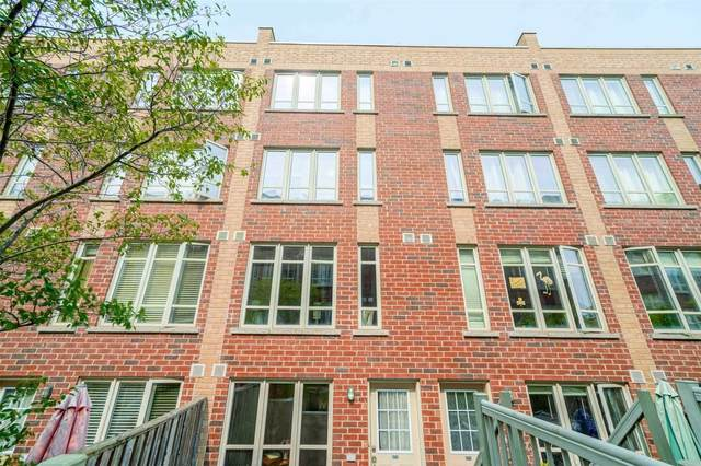 351 Wallace Ave #161, Toronto, ON M6P 3N1 (#W4917293) :: The Ramos Team