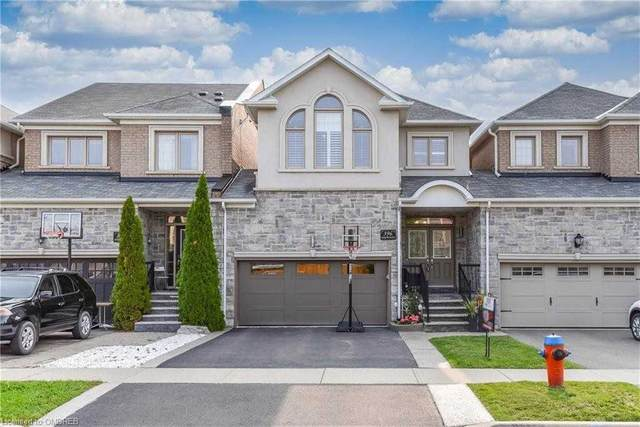 396 Spring Blossom Cres, Oakville, ON L6H 0C2 (#W4917300) :: The Ramos Team