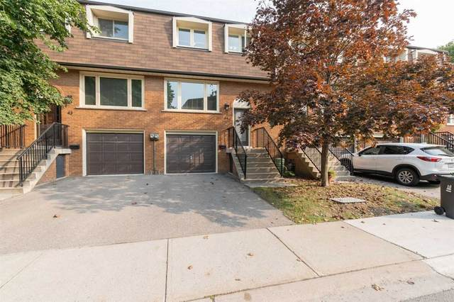 44 Silver Shadow Path, Toronto, ON M9C 4Y2 (#W4917497) :: The Ramos Team