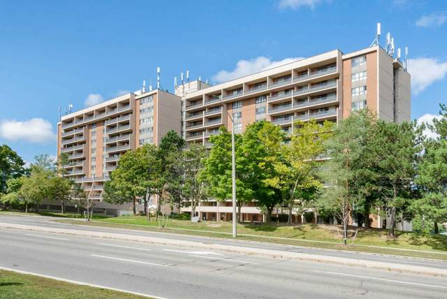 2929 Aquitaine Ave #909, Mississauga, ON L5N 2C7 (#W4917543) :: The Ramos Team