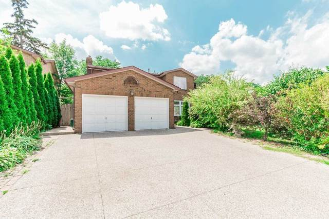 174 Maurice Dr, Oakville, ON L6K 2W9 (#W4917904) :: The Ramos Team