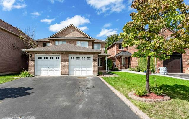 3861 Spicewood Way, Mississauga, ON L5N 7W8 (#W4917991) :: The Ramos Team