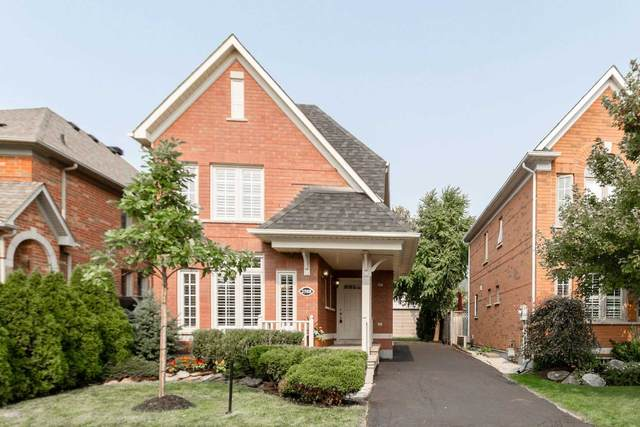 2588 Capilano Cres, Oakville, ON L6H 6L4 (#W4918086) :: The Ramos Team