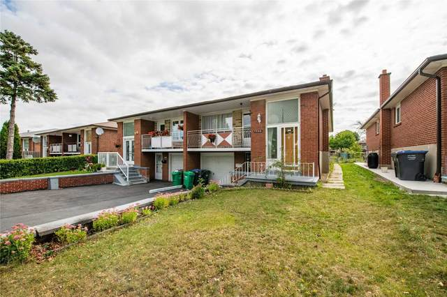 7266 Sills Rd, Mississauga, ON L4T 2K1 (#W4918175) :: The Ramos Team