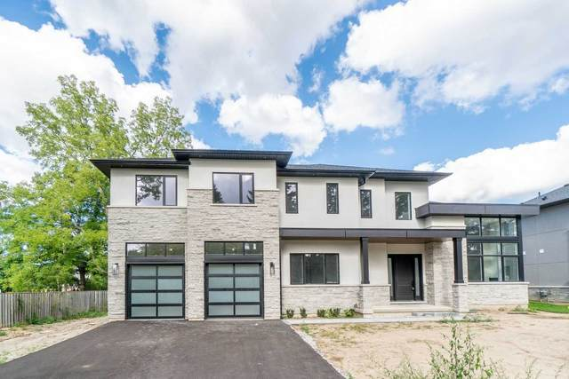 1345 Madigan's Lane, Mississauga, ON L5H 1R3 (#W4918381) :: The Ramos Team
