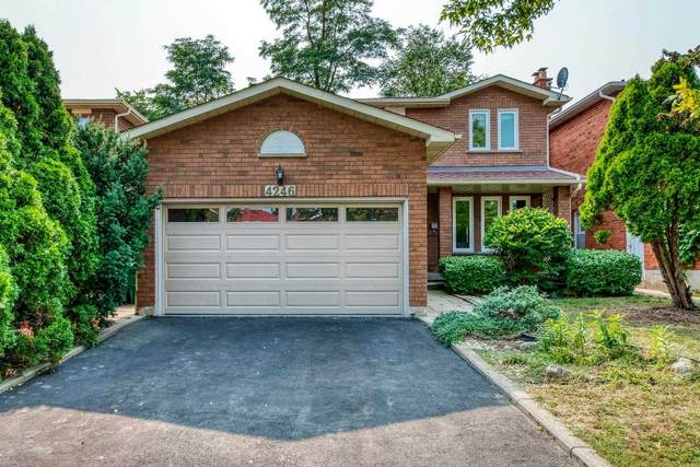 4246 Wakefield Cres, Mississauga, ON L5C 4M5 (#W4918449) :: The Ramos Team
