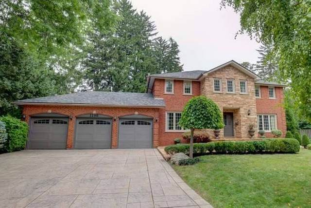1298 Bunsden Ave, Mississauga, ON L5H 3T9 (#W4918637) :: The Ramos Team