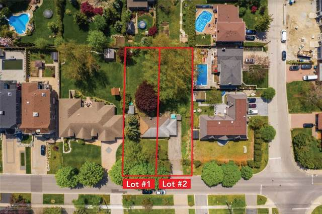2552 Glengarry Rd Lot #1, Mississauga, ON L5C 1Y3 (#W4918765) :: The Ramos Team