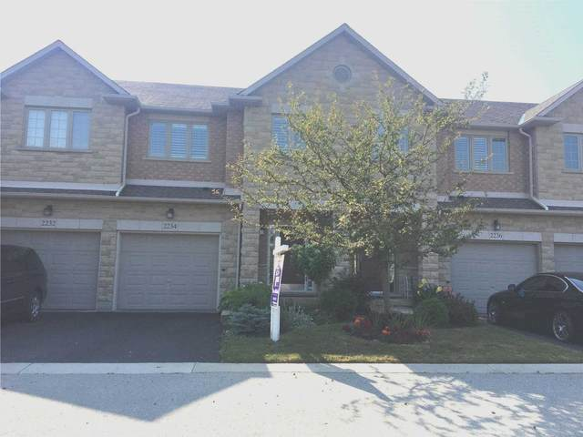 2234 Country Club Dr, Burlington, ON L7M 5A8 (#W4919695) :: The Ramos Team