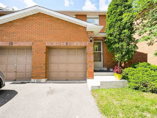 550 E Steddick Crt #9, Mississauga, ON L5R 3S8 (#W4919882) :: The Ramos Team