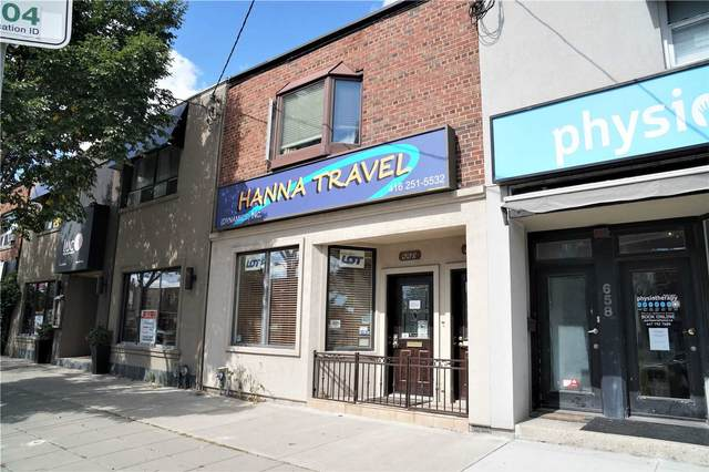 660 The Queensway, Toronto, ON M8Y 1K7 (#W4919956) :: The Ramos Team