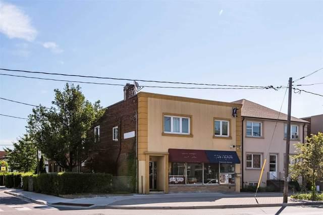 1765 Keele St, Toronto, ON M6M 3W9 (#W4920001) :: The Ramos Team