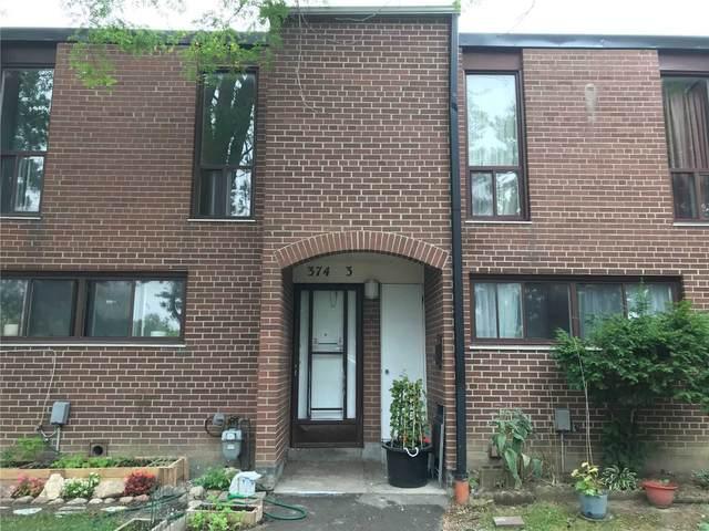 374 Driftwood Ave #3, Toronto, ON M3N 2P5 (#W4920081) :: The Ramos Team