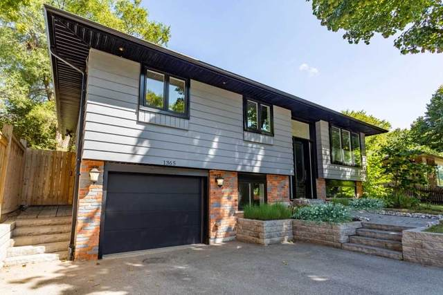 1365 Oxford Ave, Oakville, ON L6H 1T2 (#W4920366) :: The Ramos Team
