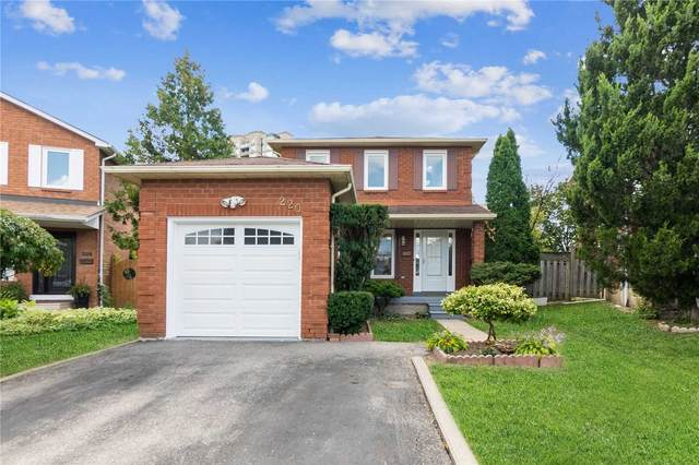 220 Tuscadero Cres, Mississauga, ON L4Z 3B9 (#W4920818) :: The Ramos Team