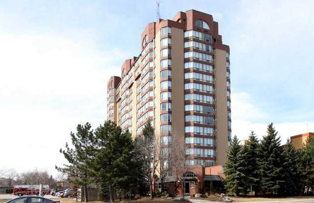 25 W Fairview Rd #605, Mississauga, ON L5B 3Y8 (#W4921810) :: The Ramos Team