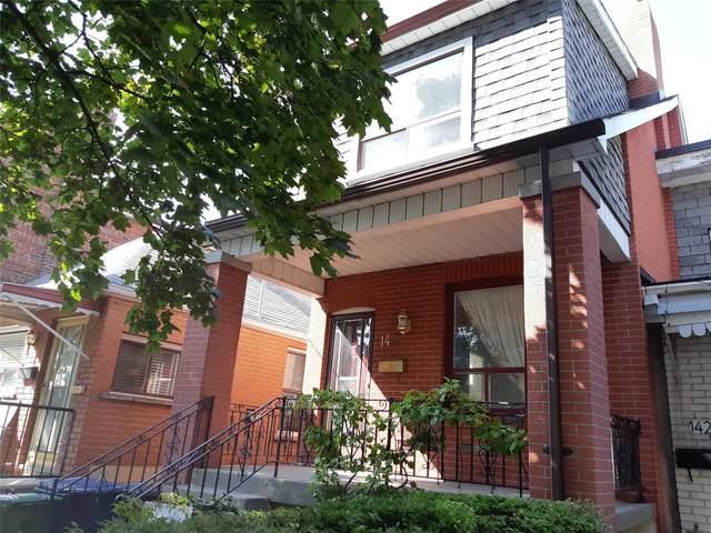 144 Ascot Ave, Toronto, ON M6E 1G4 (#W4922174) :: The Ramos Team