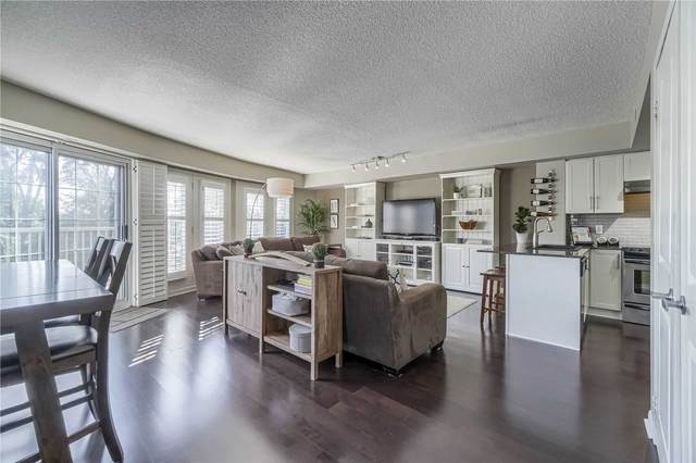 93 The Queensway Ave Th30, Toronto, ON M8Z 6A8 (#W4922188) :: The Ramos Team