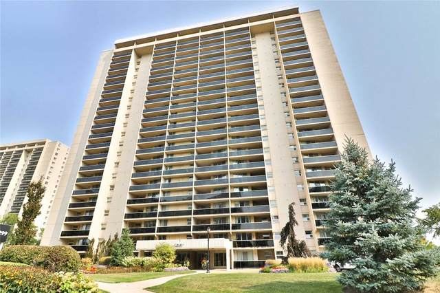 299 Mill Rd #604, Toronto, ON M9C 4V9 (#W4922237) :: The Ramos Team