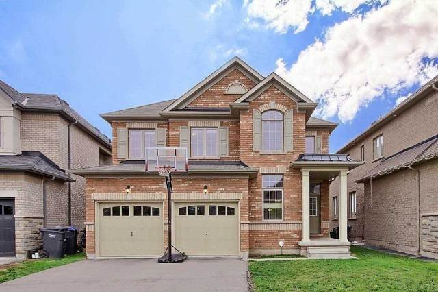 43 Interlacken Dr, Brampton, ON L6X 0W7 (#W4922802) :: The Ramos Team