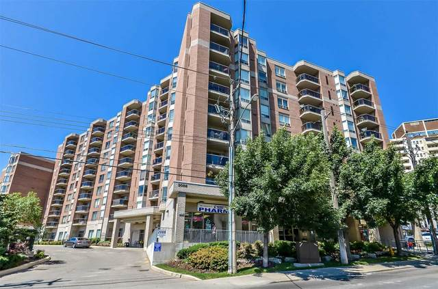 2088 W Lawrence Ave #809, Toronto, ON M9N 3Z9 (#W4922910) :: The Ramos Team