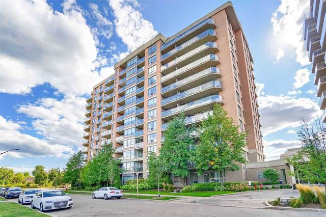 1140 E Parkwest Pl #708, Mississauga, ON L5E 3K9 (#W4923290) :: The Ramos Team