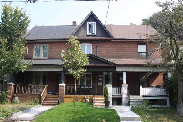 243 Gilmour Ave, Toronto, ON M6P 3B2 (#W4923731) :: The Ramos Team