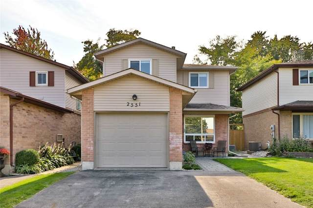 2551 Whittaker Dr, Burlington, ON L7P 4R1 (#W4924341) :: The Ramos Team