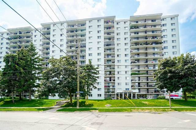 1100 S Caven St #1411, Mississauga, ON L5G 4N3 (#W4924845) :: The Ramos Team