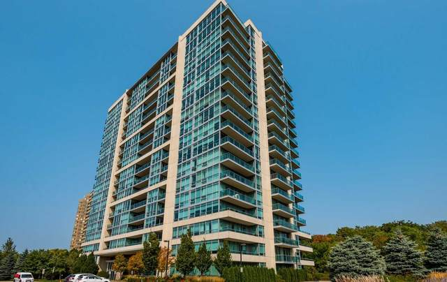 1055 Southdown Rd Uph08, Mississauga, ON L5J 0A3 (#W4925977) :: The Ramos Team