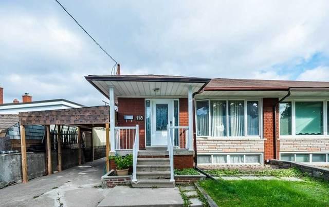 118 N Honeywood Rd, Toronto, ON M3N 1B4 (#W4926073) :: The Ramos Team